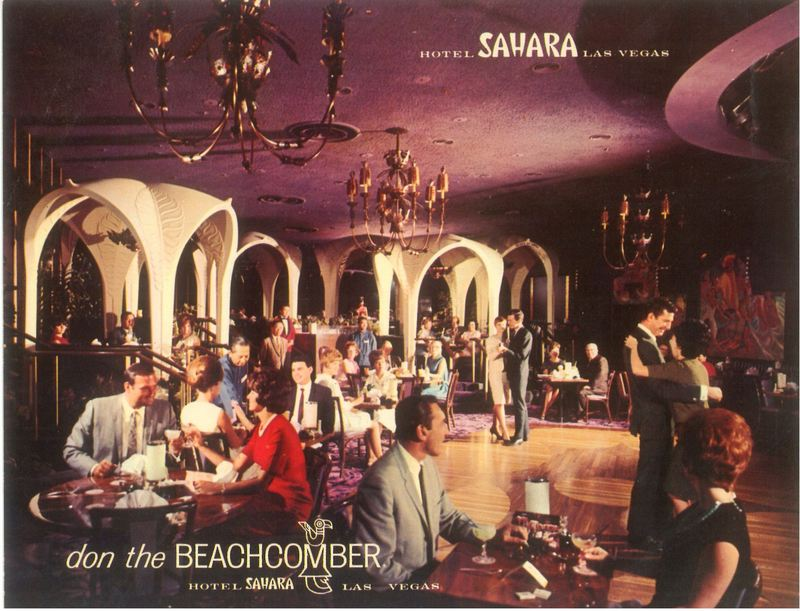 Image result for Don the Beachcomber Las Vegas""