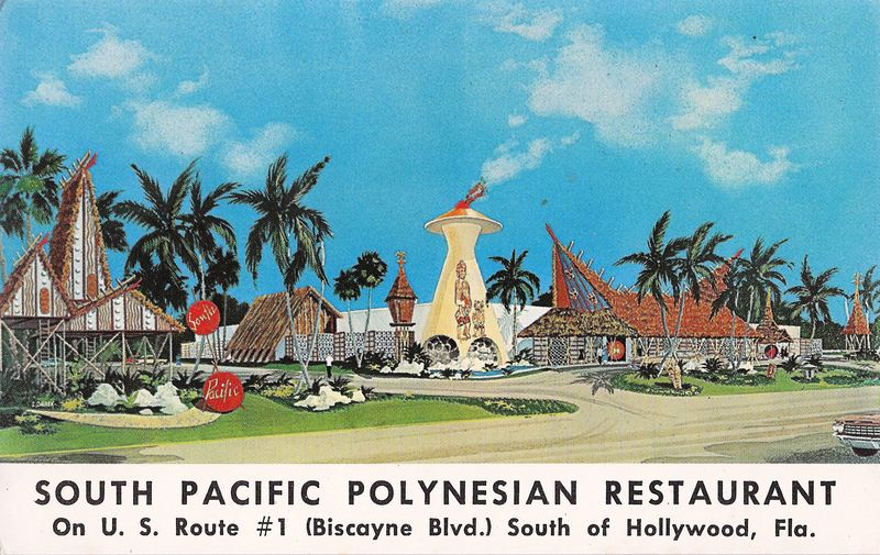 South Pacific Polynesian Restaurant In Hallandale Fl Critiki